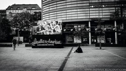 Helsinki International Film Festival add - Helsingin kansainvälisen elokuvafestivaalin mainos