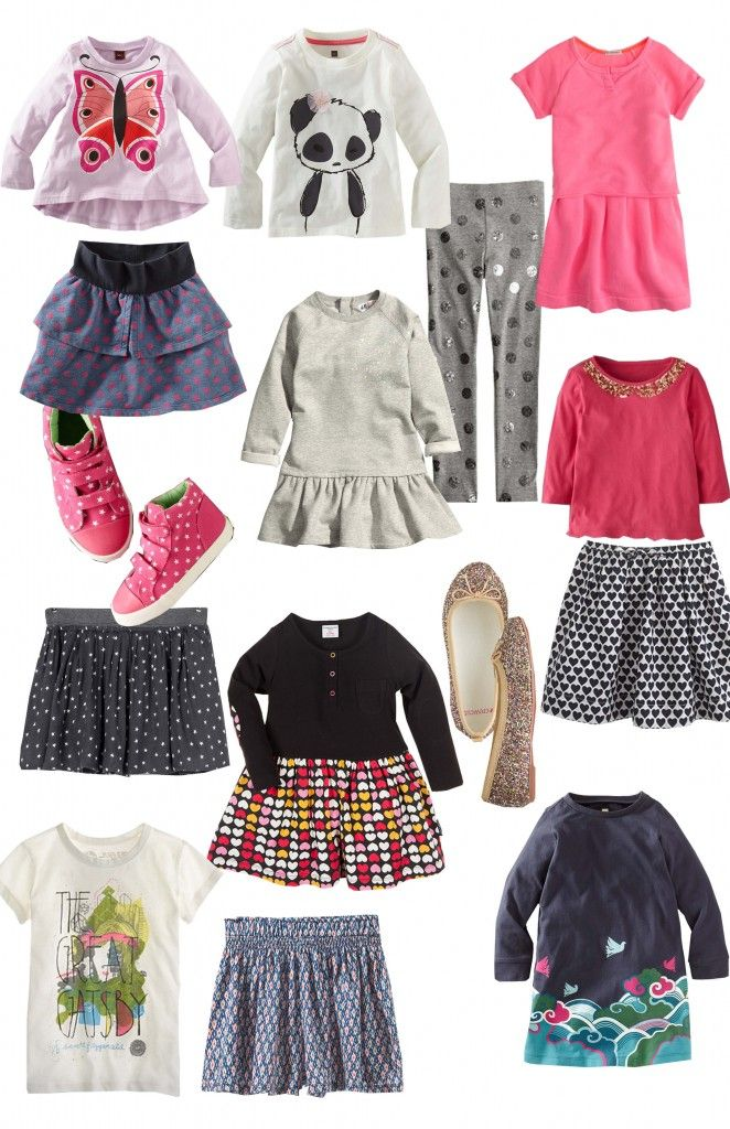 back to school clothes for girls and boys