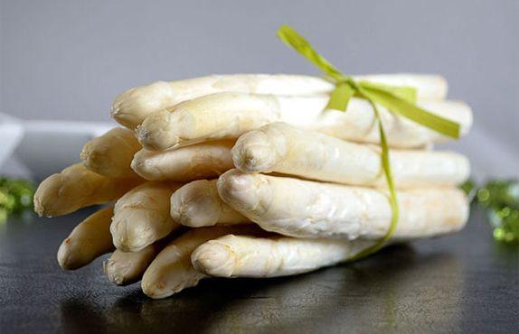 Recept asperges met gerookte zalm