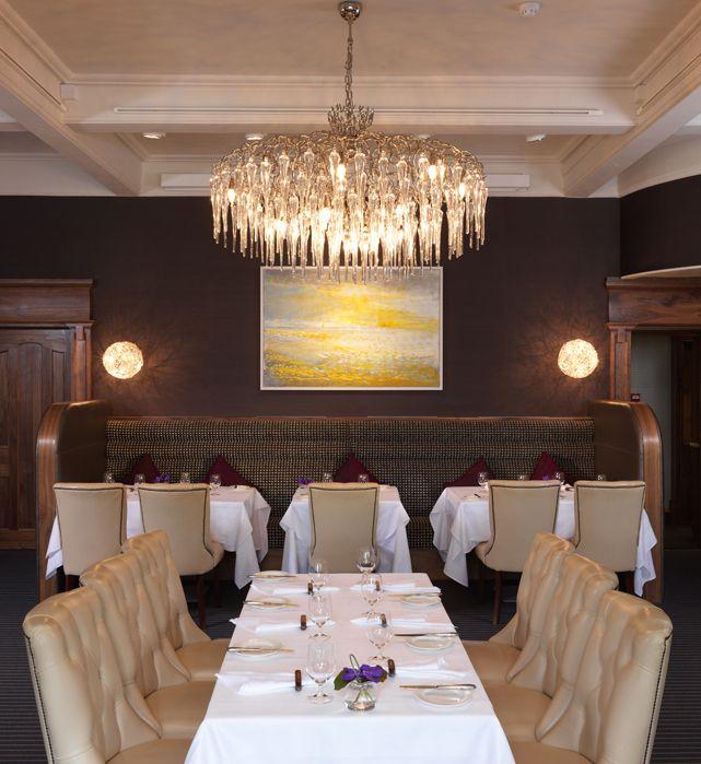 Luxury Hotel | Restaurant | Ward Robinson Interior Design | Lancashire