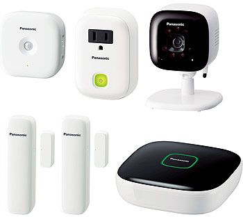 Panasonic Connected Home Baby Monitoring System - KX-HN6022W