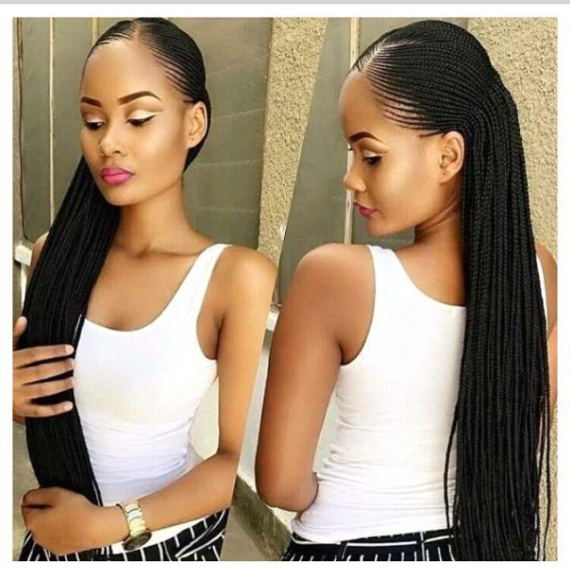 Traditional Nigerian Hairstyles That Are Trendy And