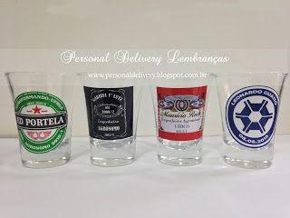 Copo Martelinho/Copo shot tequila | Personal Delivery Lembranças Personalizadas