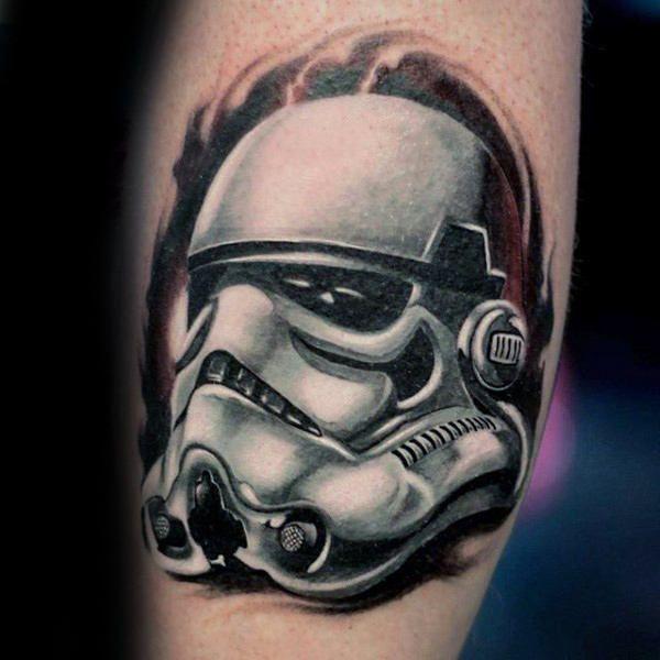 Best 25 stormtrooper tattoo ideas on pinterest star for Tattoo shops gainesville ga