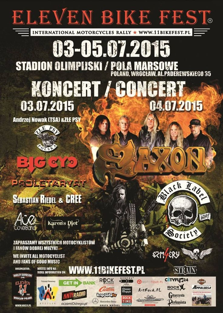 3-5.07 International Moto-music Festival Eleven Bike Fest