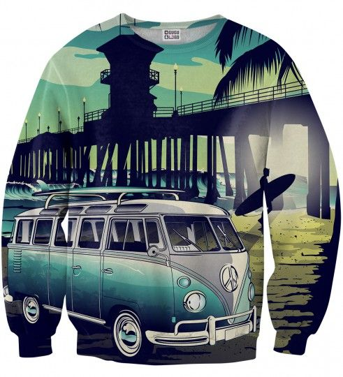 California life sweater Thumbnail 1