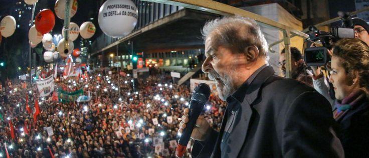 Noticias ao Minuto - Temer quer apoio de Lula caso impeachment aconteça