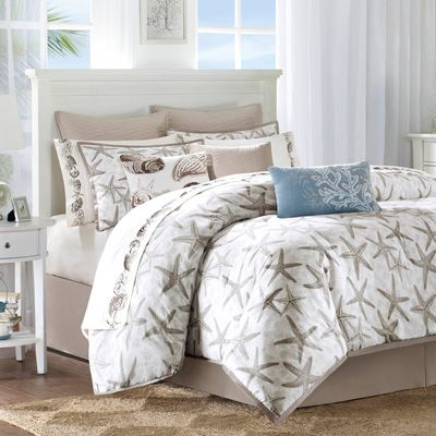 At The Beach Island Grove Comforter Set