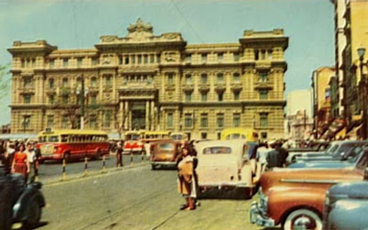SÃO PAULO: PALÁCIO DA JUSTIÇA, 1952