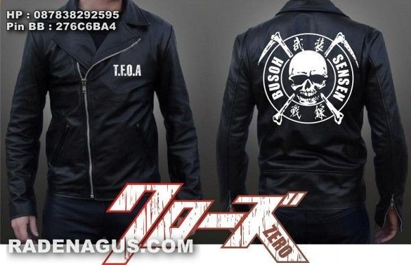 Jaket Crows Zero TFOA A3
