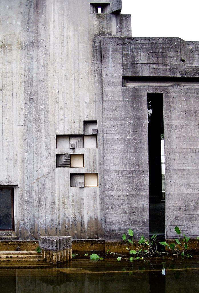 Carlo Scarpa, Cimitero Brion, San Vito di Altivole (1970/75) | by superfici_di_architettura