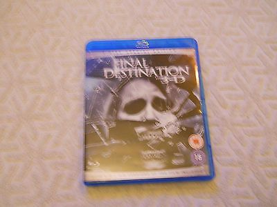 #Final destination in 3-d 2 disc #special #edition - blue ray,  View more on the LINK: http://www.zeppy.io/product/gb/2/161998771363/
