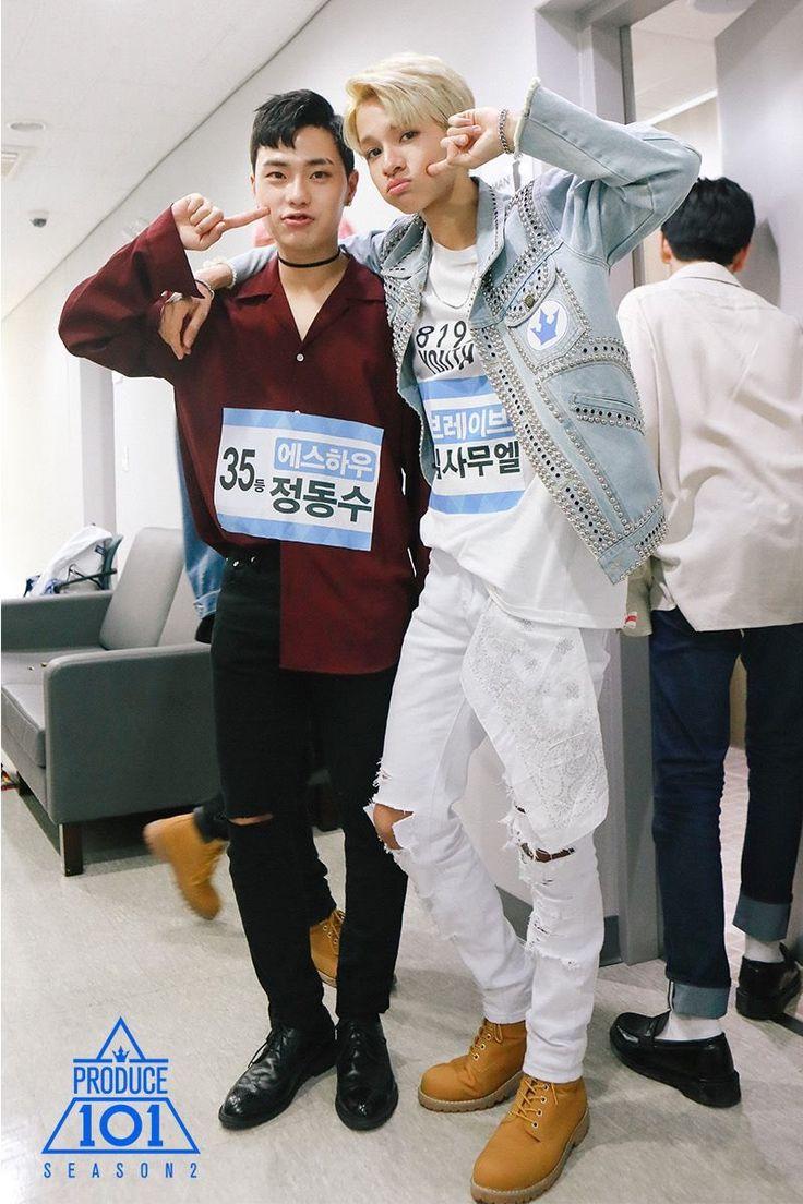 (9) Produce 101 Season 2 (@mnet101boys)   Twitter