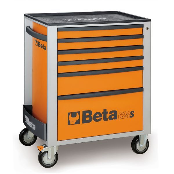 Εργαλειοφορέας BETA C24S/6 | electrictools.gr