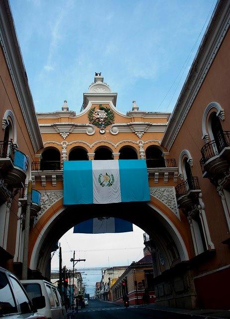 Famosa construcción del Centro Histórico de la capital de Guatemala Esta bella obra arquitectónica neo-colonial fue inaugurada en 1949 durante la presidencia de Jorge Ubico con el tiempo ha obtenid...
