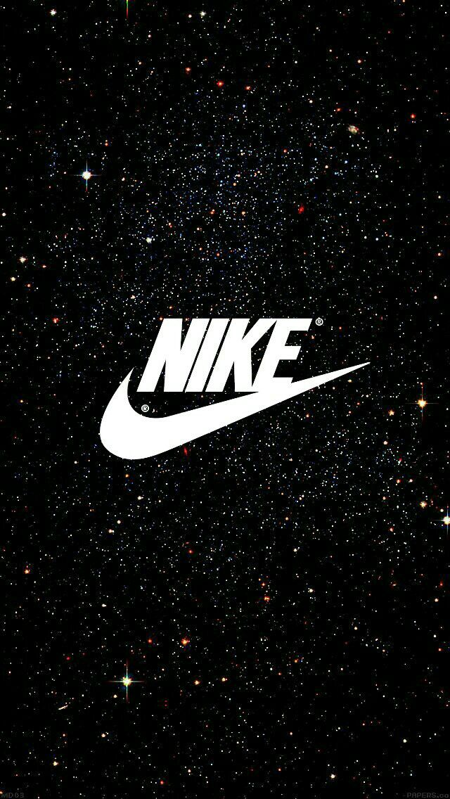 If you want me to make a wallpaper like this send me in dm the image you want! Requests are always open! my username is @shawnmarryme #nike #space #black