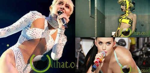 Saat ini banyak penyanyi wanita yang tidak hanya memiliki kecantikan wajah dan keseksian tubuh, beberapa diantarnya juga mampu menari mengikuti lantunan musik yang sedang diamainkan.