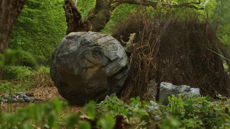 From boulder to bi-fold #anewspeciesofdoor