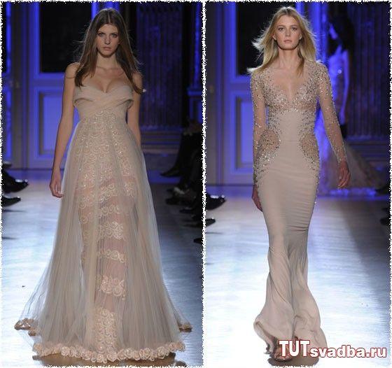 Модный тренд 2012: Золотые свадебные платья + Фото » Свадебный портал ТУТ СВАДЬБА
