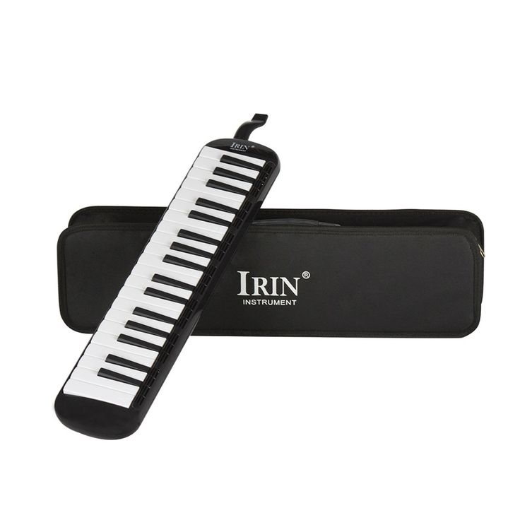 37 Piano Keys Melodica Pianica Musical Education Instrument Sales Online black - Tomtop.com