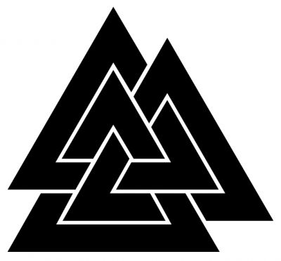 Valknut: A Norse Symbol of the Vikings