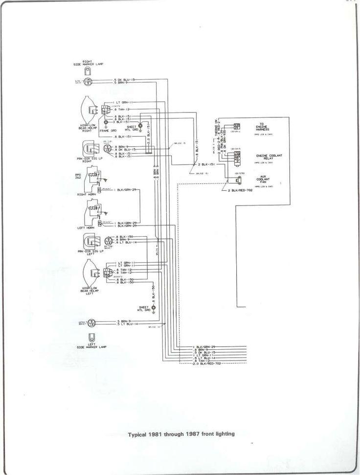 [DIAGRAM] 1977 Chevy Wiring Diagram Schematic