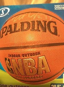 Metta-World-Peace-Signed-Autographed-Spalding-NFL-29-5-Basketball #mettaworldpeace #basketball #hoops #autographed #artest #ronaldwilliamartestjr #lasalleacademy #nba #spalding #ronartest #stjohnsuniversity #chicago #bulls #indiana #pacers #losangeles #lakers #houston #rockets #ebaystore