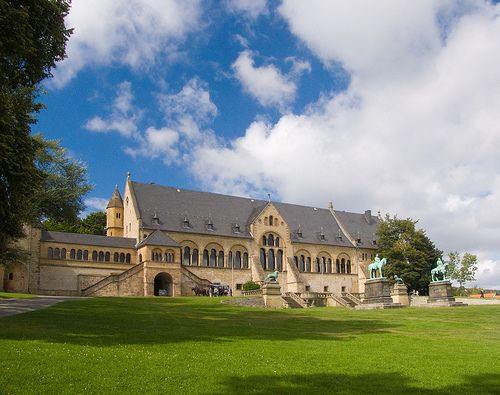 Imperial Palace of Goslar - Germany