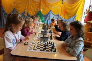 V Turniej Szachowy Przedszkolaków o Mistrzostwo Świdnicy, 19.06.2015