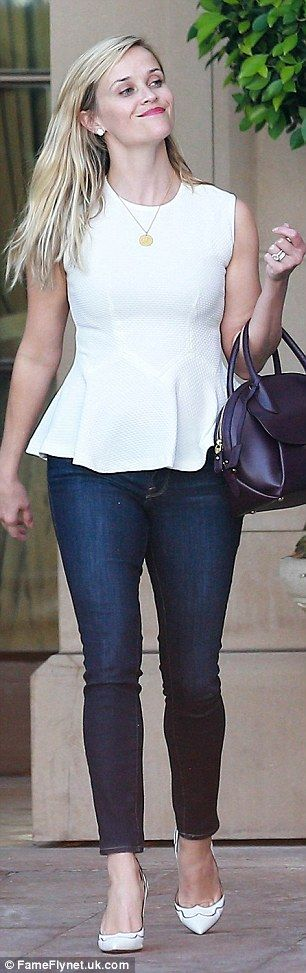 Ryan Phillippe is 'proud' of the way he Reese Witherspoon co-parent #dailymail