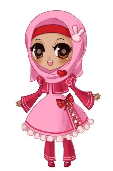 ana muslim image  Carian Google  muslim  Manga drawing