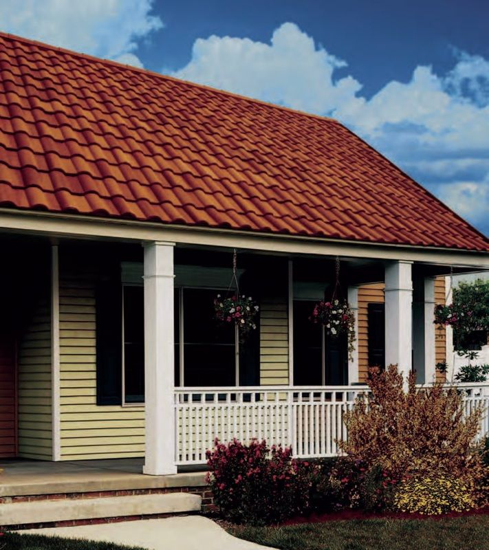 104 Best Colorful Roof Tiles Images On Pinterest Roof