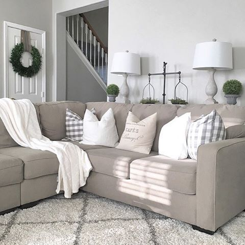 25 Best Ideas About Neutral Couch On Pinterest Neutral Sofa Inspiration Neutral Living Room
