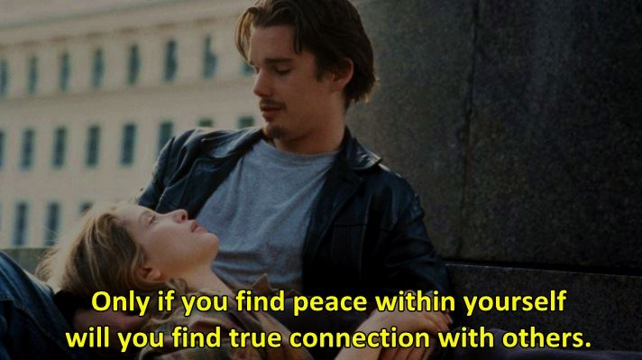 Before Sunrise (1995), directed by Richard Linklater