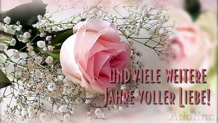 #HochzeitstagAlles Gute zur #Rosenhochzeit! #