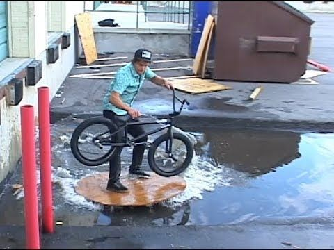 ▶ Is This The Most Creative BMX Bike Rider On Earth? - YouTube