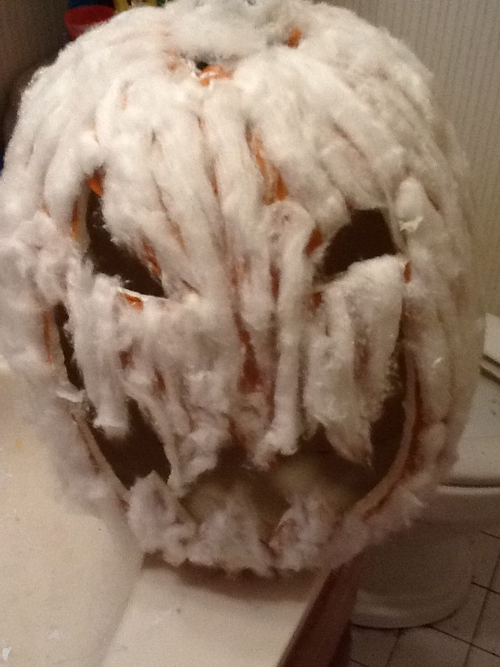 47 best haunted house images on pinterest halloween prop for Pumpkinrot tutorial