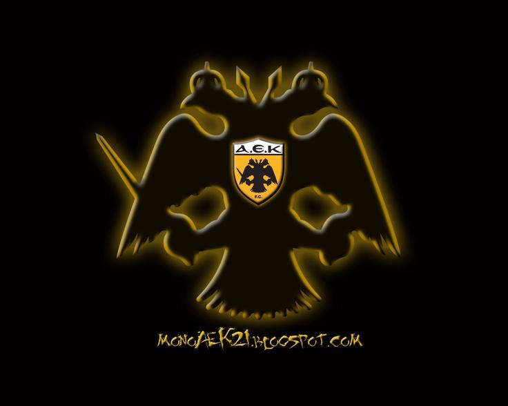 AEK fc Greek soccer league