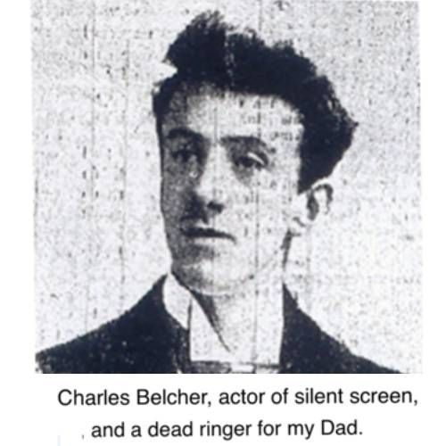 My AncestryDNA test results put me on an adventure as a Pagan. To Find My Ancestors; One Pagan's DNA Research: http://witchesandpagans.com/sagewoman-blogs/a-faerie-haven/find-my-ancestors.html The photo is of Charles Belcher, a silent film star and dead ringer for my father.