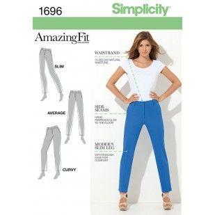 1696 - Simplicity Patterns
