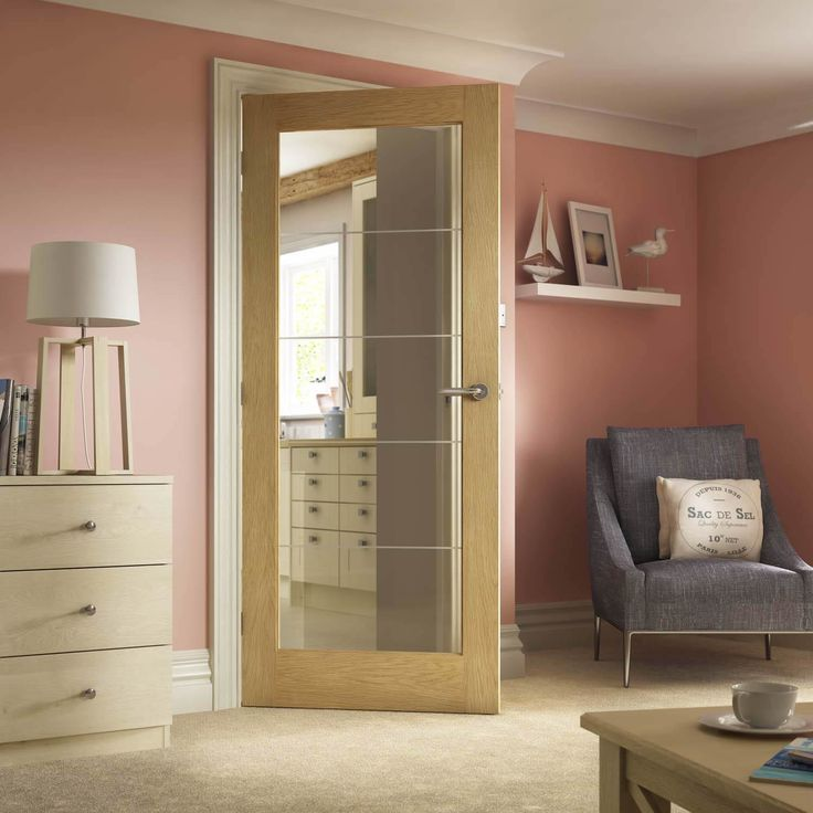 Premdor Roma Oak Glazed Internal Door – Next Day Delivery Premdor Roma Oak Glazed Internal Door from WorldStores: Everything For The Home