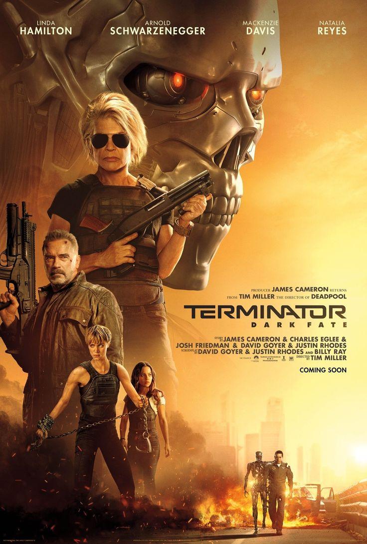 Terminator 6, Dark Fate ( 2019 ) Fate movie, Terminator