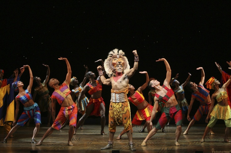 The Lion King  07/10/2013 7:30PM  State Theatre - Cleveland  Cleveland, OH