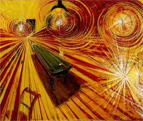 night cafe brett whiteley analysis Brett whiteley ao (7 april 1939 – 15 june 1992) was an australian avant-garde artist he is represented in the collections of all the large australian galleries, and was twice winner of the archibald, wynne and sulman prizes[2.