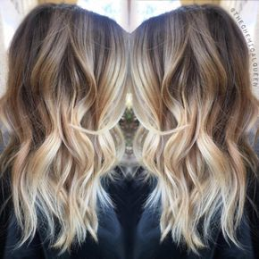 Hair Color Trends 2018 - Highlights ash beige balayage … Discovred by : Jo  Amato