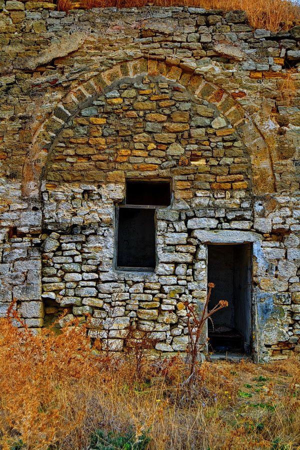Seddülbahir Kalesi üst avlu odaları.. Seddülbahir fotoğrafları / Seddülbahir Fortress upper courtyard and rooms.. Seddülbahir photos
