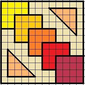 Disegni con motivi geometrici - Lezioni di Tecnologia