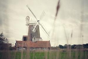 Cley Windmill | Norfolk Wedding Photographer | James K Photo