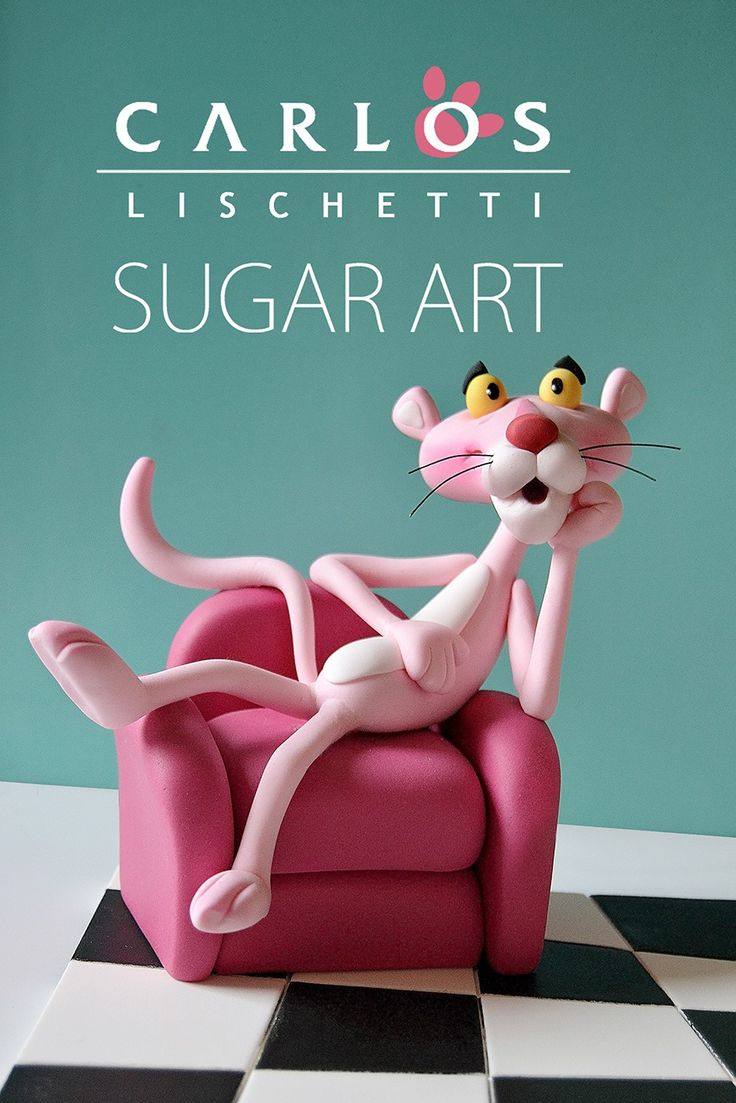 The Pink Panther by Carlos Lischetti