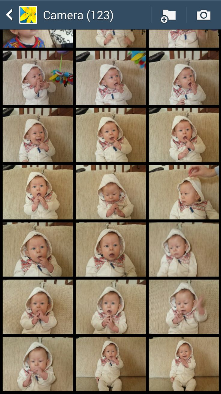 Is this a familiar look on your phone? Loads of the same pic, trying to get that one with your child looking at the camera? Me too! What a waste of memory too! Hence why I created #thebabyfocus